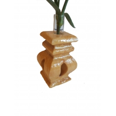 Vaza din lemn TIP B cu eprubeta 15ml