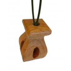 Vaza din lemn TIP E cu eprubeta 5ml