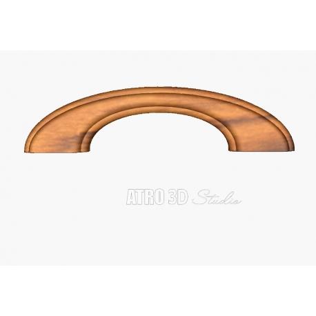 Maner clasic lemn